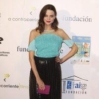 Macarena Gómez en las medallas del Círculo de Escritores Cinematográficos 2014