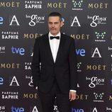 Roberto Enríquez en los premios Goya 2015