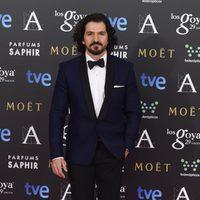 Jorge Torregrossa en los premios Goya 2015