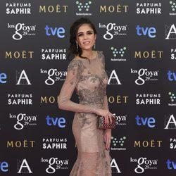 Sandra Martín en los Goya 2015