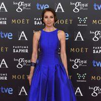 Ana Belén en la alfombra roja de los Premios Goya 2015