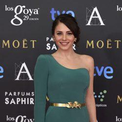 Andrea Duro en los Goya 2015