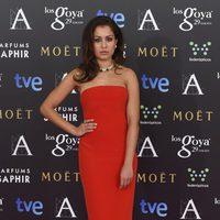 Hiba Abouk en los Goya 2015