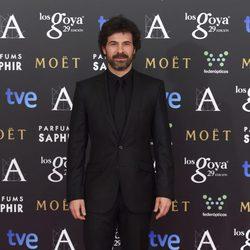 Rodolfo Sancho en los Goya 2015