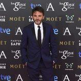 Fernando Tejero en los premios Goya 2015