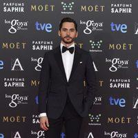 Paco León en la alfombra roja de los premios Goya 2015