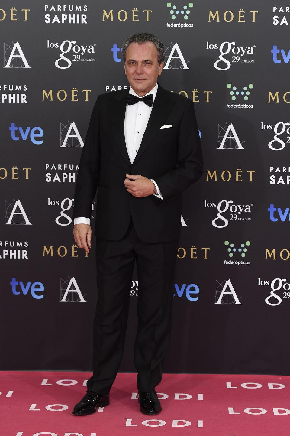 José Coronado en los Goya 2015