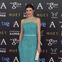 Marta Nieto en los Premios Goya 2015