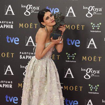 Nerea Barros, Premio Goya 2015 a la mejor actriz revelación