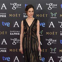 Carmen Elías en los Goya 2015