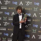 Pepe Domínguez, Premio Goya 2015 a la mejor dirección artística