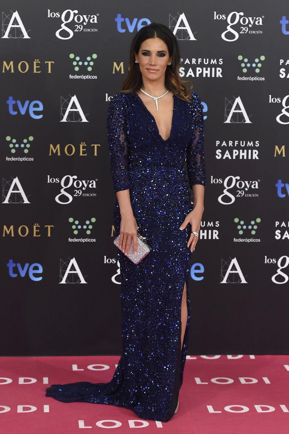 India Martínez en los Goya 2015