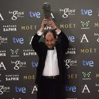 Karra Elejalde, Premio Goya 2015 al mejor actor de reparto