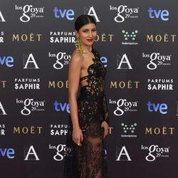 Mariam Bachir en los Goya 2015