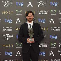 Carlos Marques Marcet, Goya 2015 a la mejor dirección novel