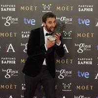 Dani Rovira, Goya 2015 al mejor actor revelación