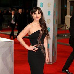 Charlotte Riley en los BAFTA 2015