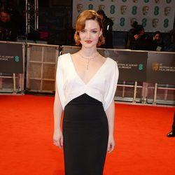 Holliday Grainger en los BAFTA 2015