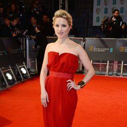 Dianna Agron en los BAFTA 2015