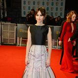 Felicity Jones en los BAFTA 2015