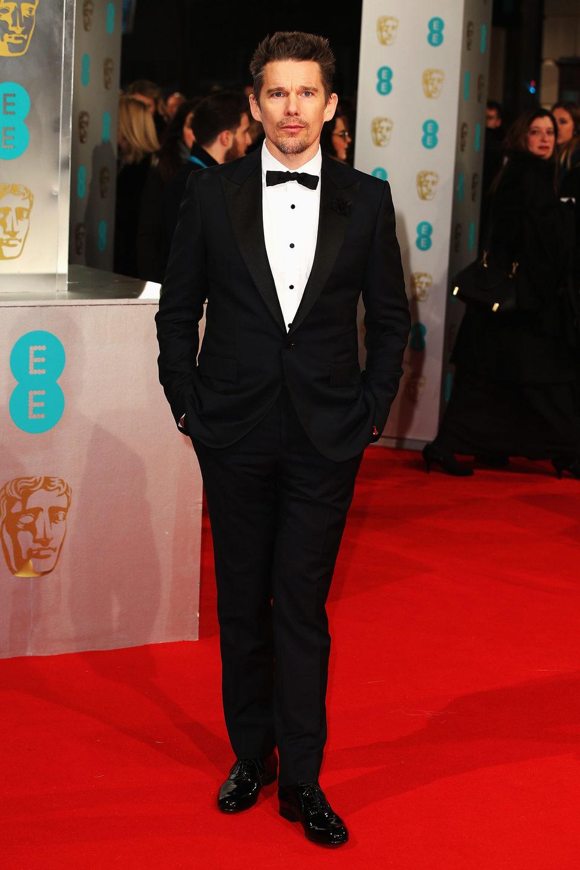 Ethan Hawke en los BAFTA 2015