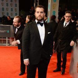 Henry Cavill en los Premios BAFTA 2015