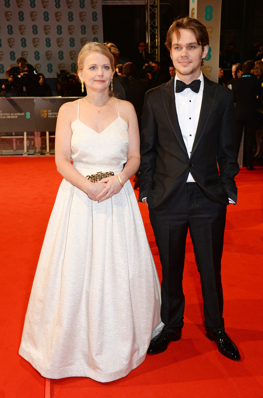 Ellar Coltrane en los BAFTA 2015