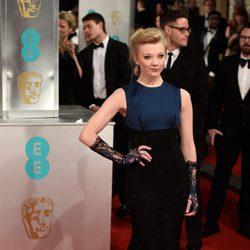 Natalie Dormer en los BAFTA 2015