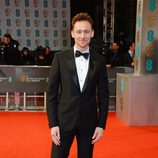 Tom Hiddleston en los BAFTA 2015