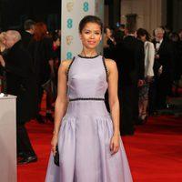 Gugu Mbatha-raw en los BAFTA 2015