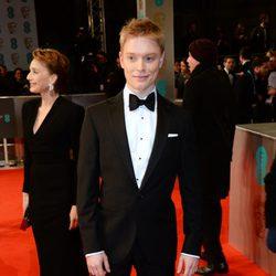 Freddie Fox en los BAFTA 2015