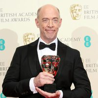 J.K. Simmons, BAFTA 2015 al mejor actor secundario