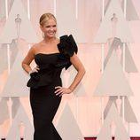Nancy O'Dell en la alfombra roja de los Premios Oscar 2015