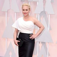 Patricia Arquette at the Oscar Awards 2015 red carpet