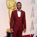 David Oyelowo en la alfombra roja de los Oscar 2015