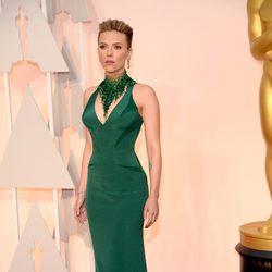 Scarlett Johansson en los Oscar 2015