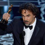 Alejandro González Iñárritu gana el premio al Mejor director en los Oscar 2015