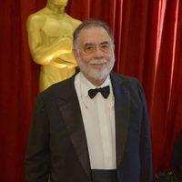 Francis Ford Coppola en la alfombra roja de los Oscar 2015