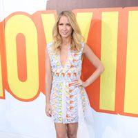 Anna Camp llega a la alfombra roja de los MTV Movie Awards 2015