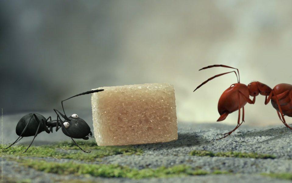 Minúsculos: El valle de las hormigas perdidas, fotograma 24 de 24