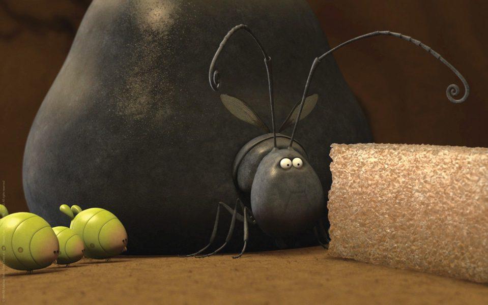 Minúsculos: El valle de las hormigas perdidas, fotograma 23 de 24