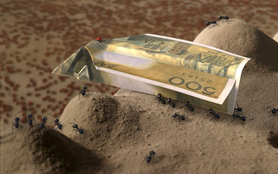 Minúsculos: El valle de las hormigas perdidas, fotograma 19 de 24