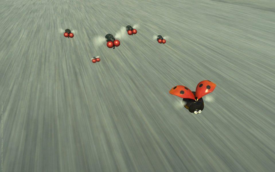 Minúsculos: El valle de las hormigas perdidas, fotograma 16 de 24