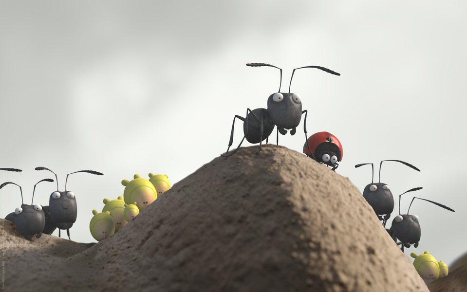Minúsculos: El valle de las hormigas perdidas, fotograma 13 de 24