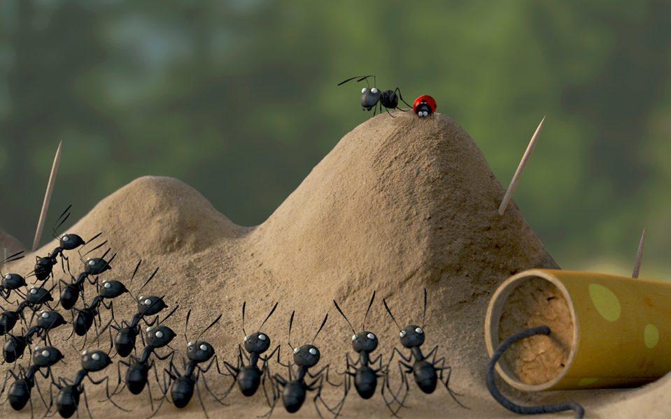 Minúsculos: El valle de las hormigas perdidas, fotograma 10 de 24