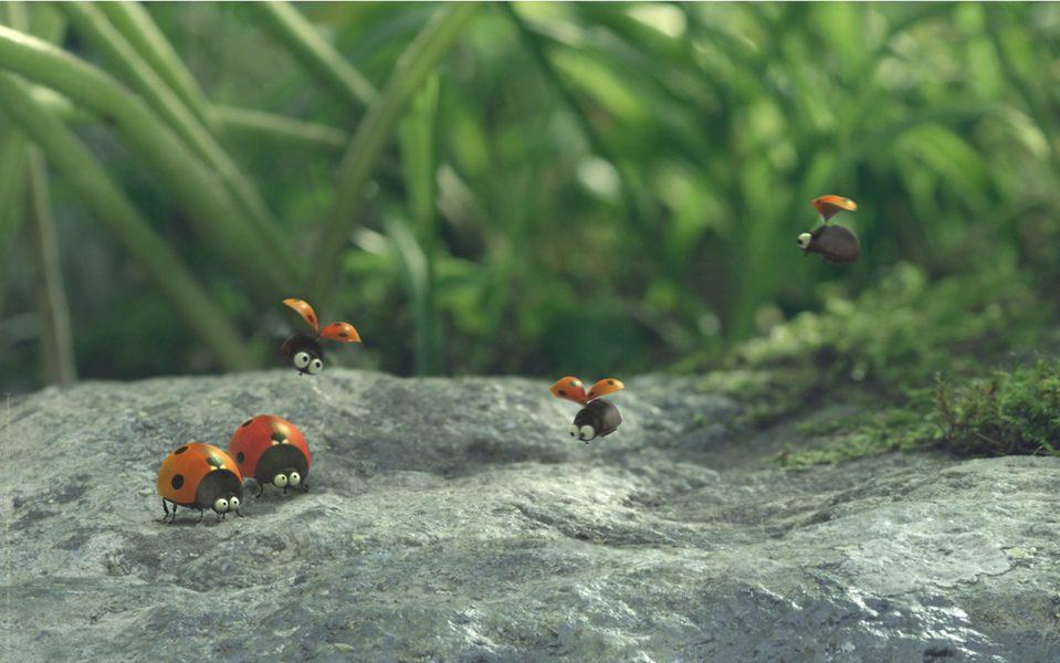 Minúsculos: El valle de las hormigas perdidas, fotograma 8 de 24