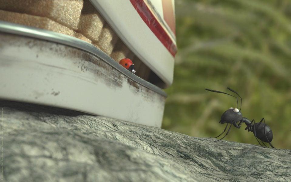 Minúsculos: El valle de las hormigas perdidas, fotograma 6 de 24