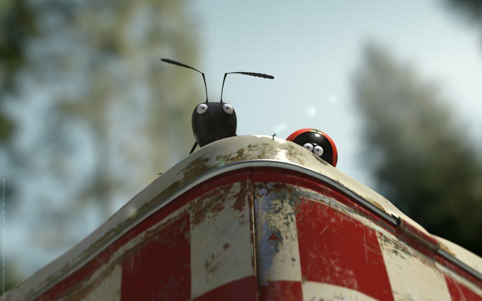 Minúsculos: El valle de las hormigas perdidas, fotograma 3 de 24