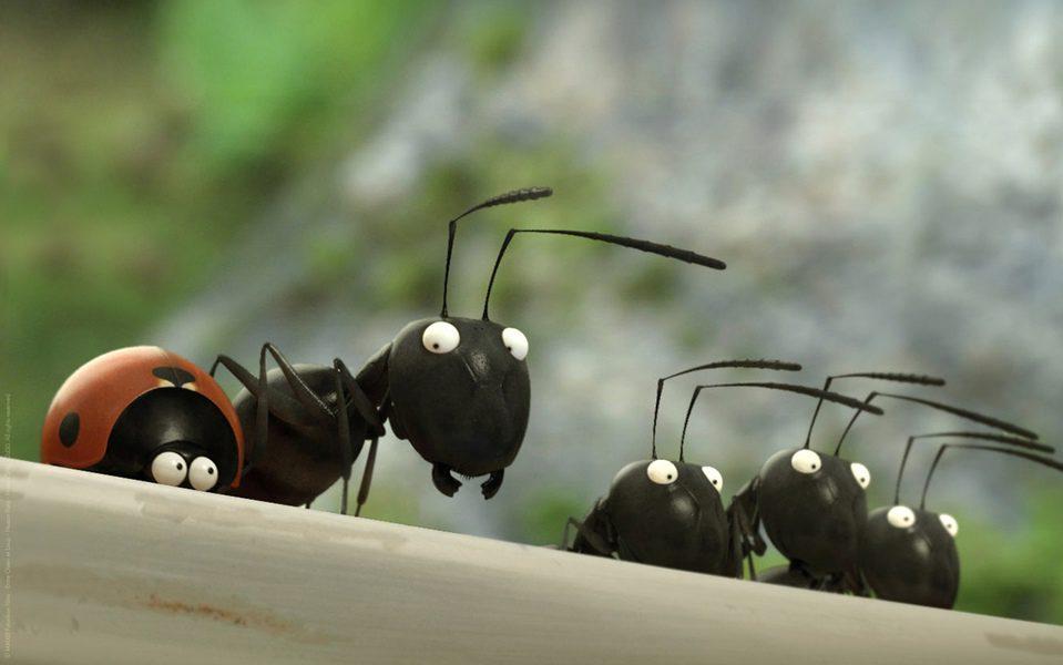 Minúsculos: El valle de las hormigas perdidas, fotograma 2 de 24