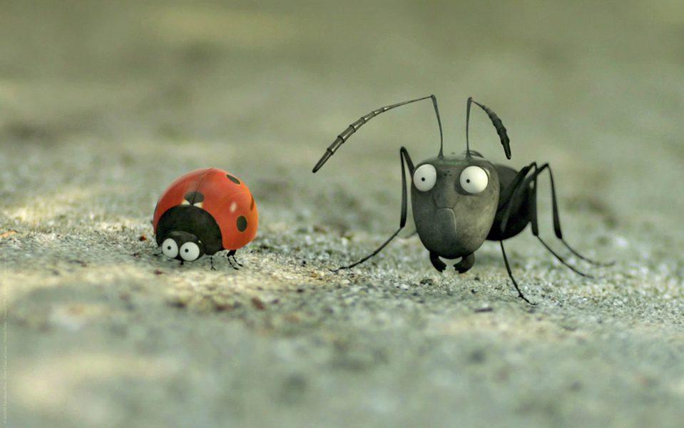 Minúsculos: El valle de las hormigas perdidas, fotograma 1 de 24